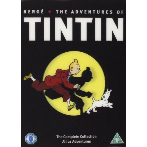 The Adventures of Tintin - The Complete Collection | DVD Boxset