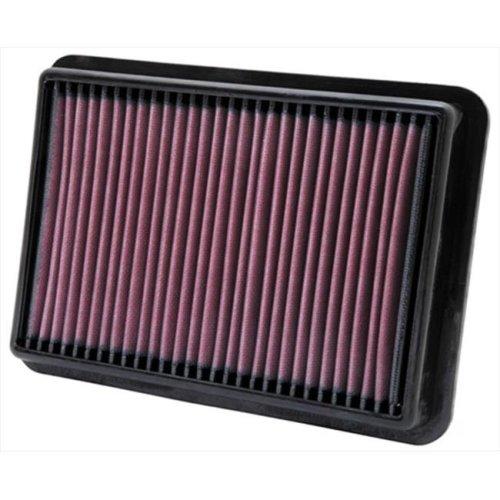 K and N 33-2980 Replacement Air Filter Nissan Navara 2.5L V6 Dsl, 05-11