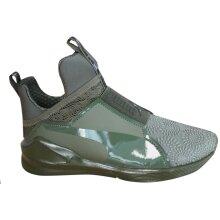 Puma Fierce Krm Womens Trainers Slip On Dance Shoes Textile Mesh 189866 01 D46
