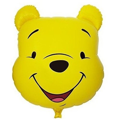 Winnie The Pooh Giant 3ft (36inch) 3D Party Balloon