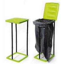 GEEZY Bin Bag Stand | Rubbish Bag Outdoor & Indoor Bin Stand