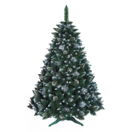 (Snow-covered Pine, 180 cm) DWA LUXURY TRADITIONAL CHRISTMAS TREE Bushy Branches