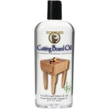 Natural Cutting Board Oil, also for Butcher Blocks, Bread Boards, Chopping Board