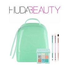 Huda Beauty PASTEL Obsessions Bag & Brush Set
