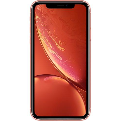 (Unlocked, 128GB) Apple iPhone XR | Coral