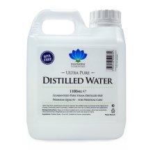 Innovative Naturopathics Ultra Pure Steam Distilled Water - 1100ml