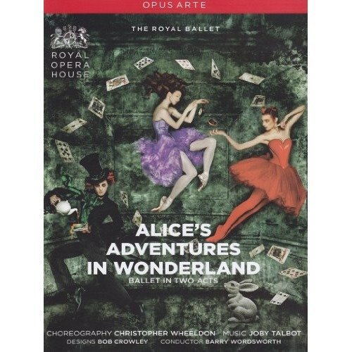 The Royal Ballet - Alices Adventures in Wonderland [dvd] [2010] [ntsc]