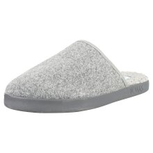 Toms Harbor Mens Slippers Shoes in Smoke Grey