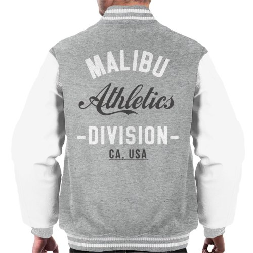 (XX-Large) Malibu Athletics Division Men's Varsity Jacket