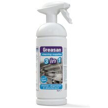 Greasan - Kitchen Cleaner 3 in 1