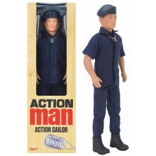 Action Man - ACTION SAILOR - New Limited Edition Figure, Celebrating Three of the Most Popular Figures of all Time!!