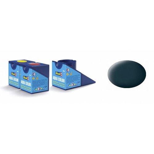 RV36169 - Revell Aqua - 18ml - Aqua Granite Grey Matt