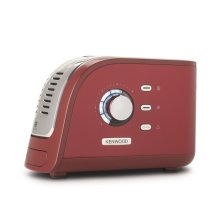 Kenwood Turbo Toaster TCM300RD-Red, A, Red, 2 Slot