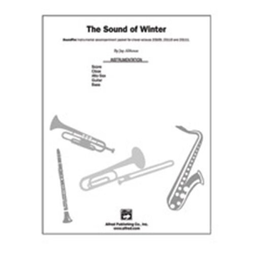 Alfred 00-23113 SOUND OF WINTER,THE-SPX SET4D