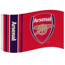 Arsenal FC WM Flag
