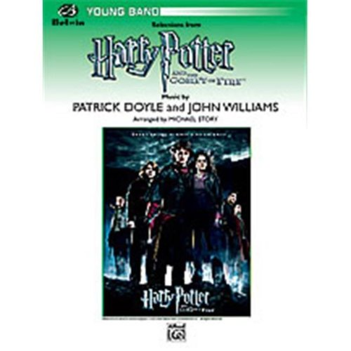 Alfred 00-24751 HARRY POTTER GOBLET OF FIRE-PYB