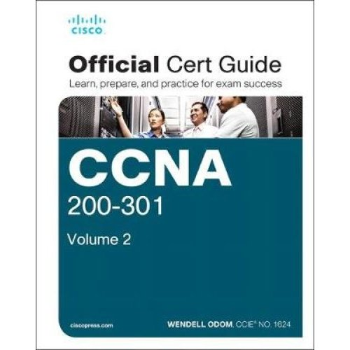 Exam 78 Official Cert Guide, Volume 2, 1/e