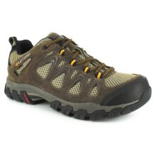 New Mens/Gents Taupe Karrimor Aerator Lace Ups Hiking Boots UK Size