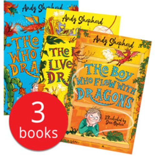 The Boy Who Grew Dragons Collection - 3 Books