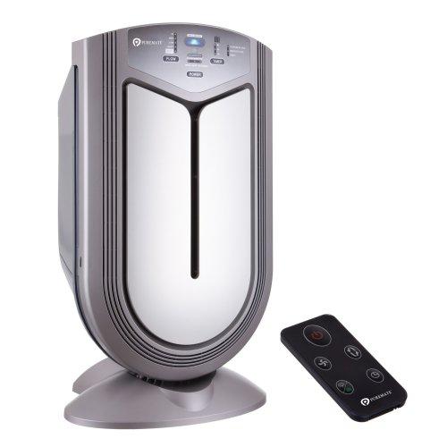 NaturoPure Multiple Tech Intelligent Hepa Air Purifier & Ioniser