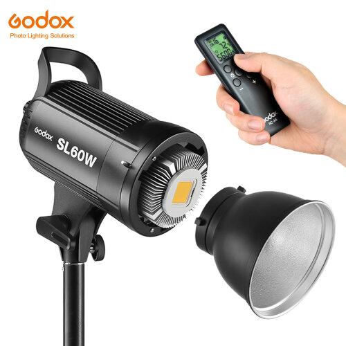 Godox LED SL-60W 5600K Video Light Continuous Light Bowens Mount