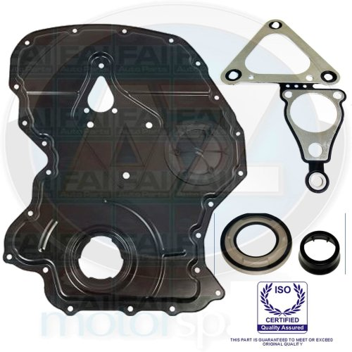 Ford Transit 2.4 Tddi Tdci Tdi Di Diesel Timing chain cover gasket oil seal kit