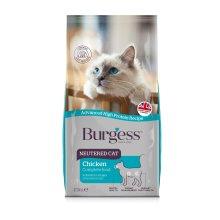 Burgess Neutered Cat Complete 10kg