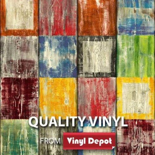 d-c-fix Sticky Back Self-Adhesive Decorative Vinyl Fablon Bahia 450mm/m