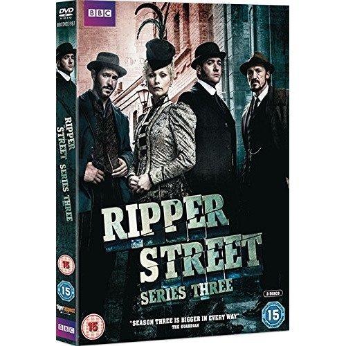 Ripper Street Series 3 DVD [2015]