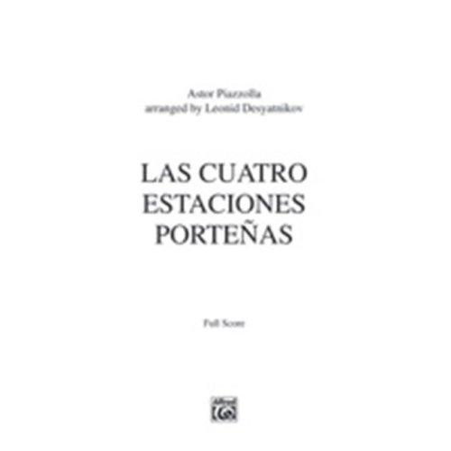 Alfred 00-38942 S LAS CUATRO ESTACIONES PORTENA-SC