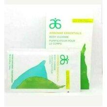 Arbonne Essentials Body Cleanse Detox Sachets (7-Day Pack) Lemon-Ginger Flavour,