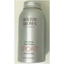 MOLTON BROWN London SPORT Recharge Black Pepper Muscle Soak 300g