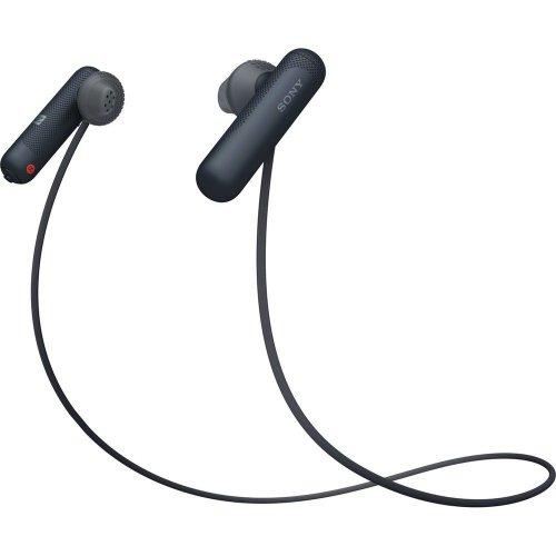 Sony Sports WI-SP500B Wireless 10m Bluetooth In-Ear Headphones IPX4 Black