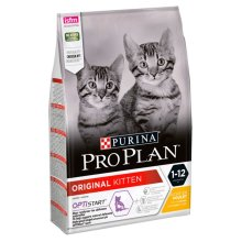 Pro Plan Original Chicken Complete Dry Kitten Food