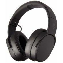 Skullcandy Crusher Bluetooth Wireless Over-Ear Headphones with Mic - Black - Refurbished