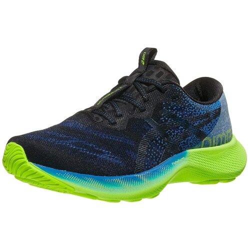 (10 UK) ASICS Men's GEL-Nimbus Lite 2 Road Running Shoe, Reborn Blue Black