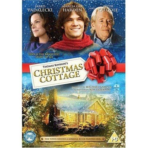 Thomas Kinkades Christmas Cottage DVD [2008]