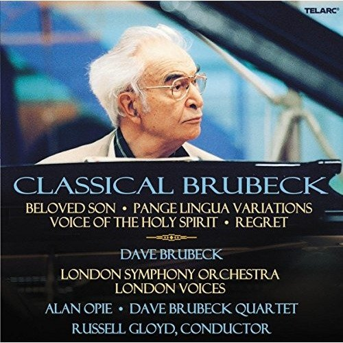 London Symphony Orchestra and London Voices Dave Brubeck - Classical Brubeck [CD]