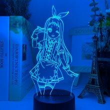 Blend S Hideri Kanzaki Led Night Light Bedroom Decor lamp