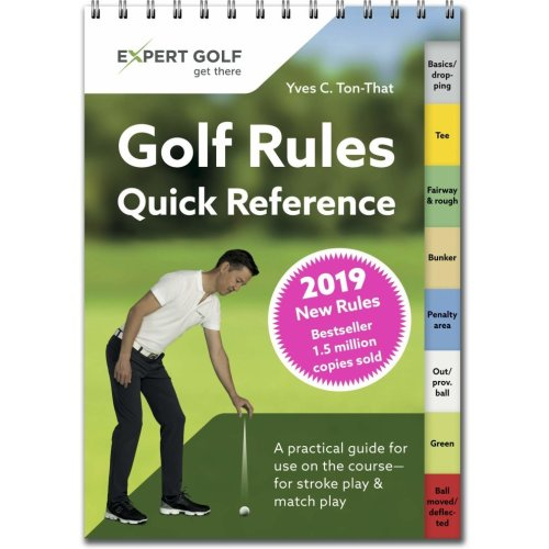 Golf Rules Quick Reference 2019 - Yves C. Ton-That