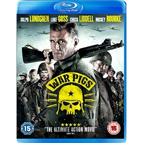 War Pigs Blu-Ray [2015]