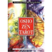 Osho Zen Tarot: The Transcendental Game of Zen: 79 Cards Plus Instruction Book