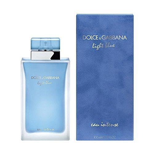 Dolce & Gabbana 100ml Light Blue Eau Intense Eau De Parfum