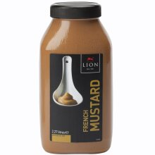 Lion French Mustard - 2x2.27ltr