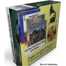 Copy Vinyl LP records to CD MP3 PC