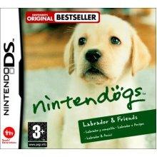 Nintendogs - Nintendogs Labrador Retriever & Friends (Nintendo DS) - Used