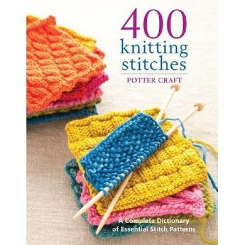 400 Knitting Stitches