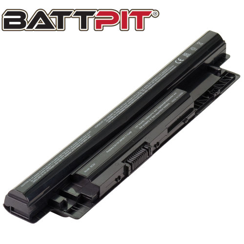 BattPit Battery for Dell XCMRD FW1MN W6XNM Inspiron 3443 3531 3543 5749 Latitude 3440 3540 Vostro 2421 2521 [4-Cell/32Wh]