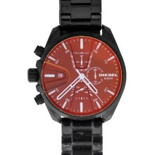 Diesel Mega Chief Men's Watch Chronograph DZ4489,New with Tags