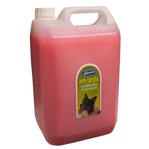 Jvp Dog Anti-tangle Conditioning Shampoo 5 Ltr